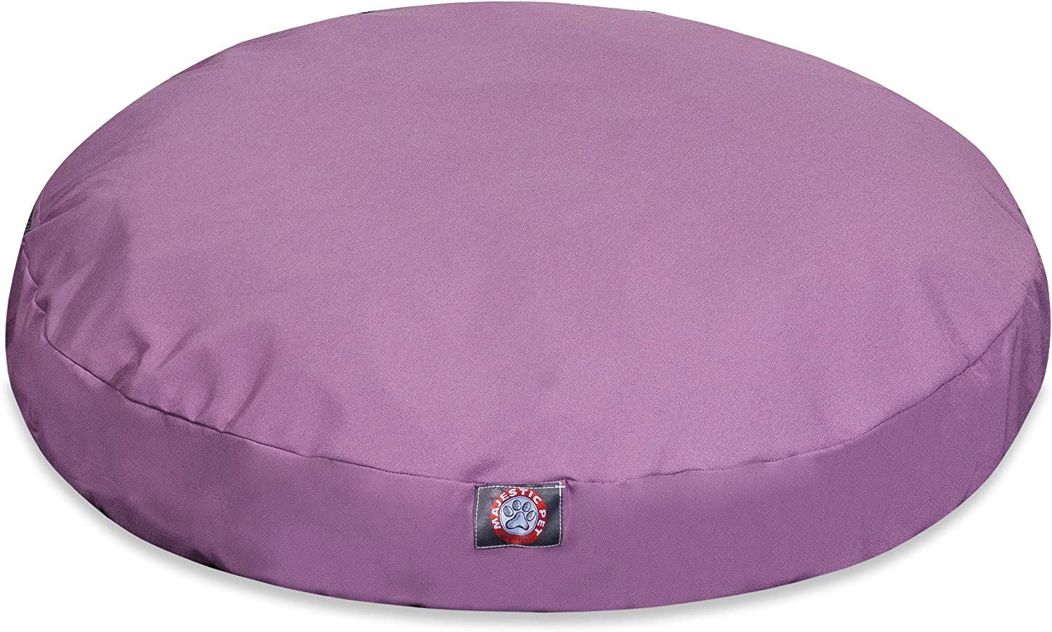Majestic Pet Solid Lilac Small Round Pet Bed