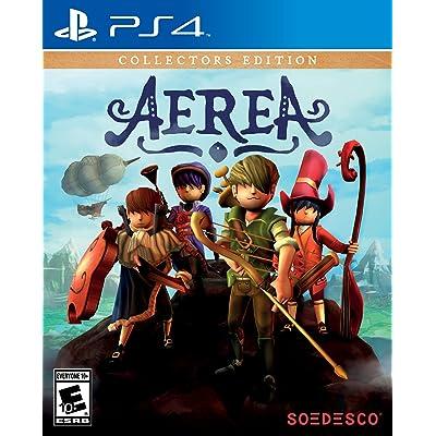 Aerea Collector's Edition - PlayStation 4
