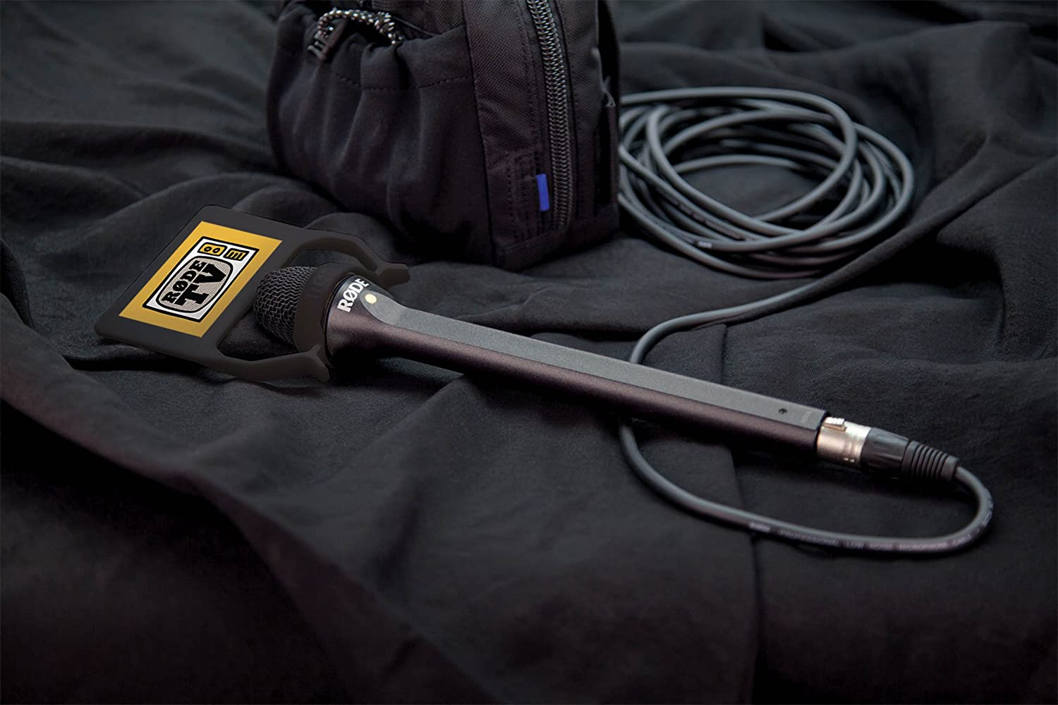 Rode Reporter Omnidirectional Dynamic Interview Microphone