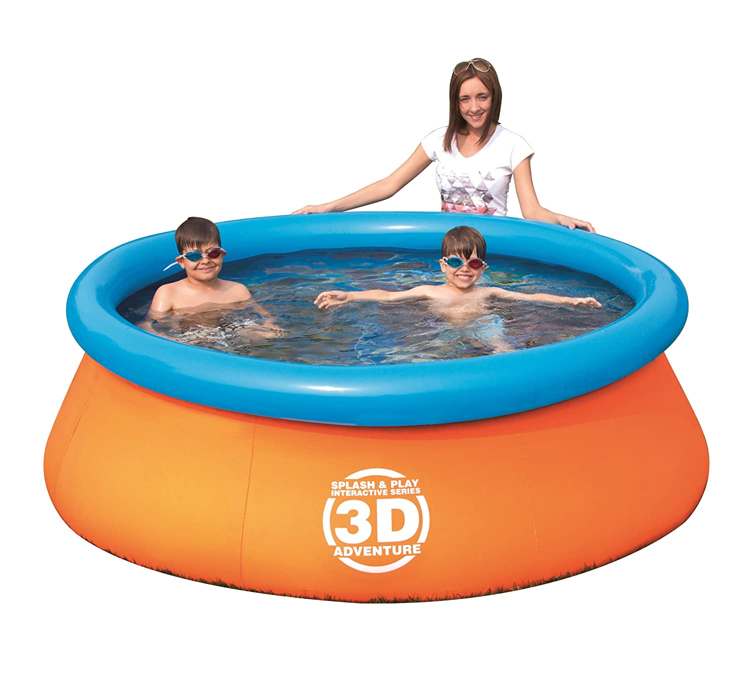 Bestway Fast Set Pool 3D Adventure 213 x 66cm