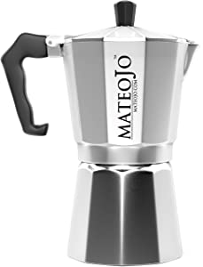 MateoJo Espresso Coffee Maker