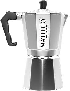 MateoJo Espresso Coffee Maker