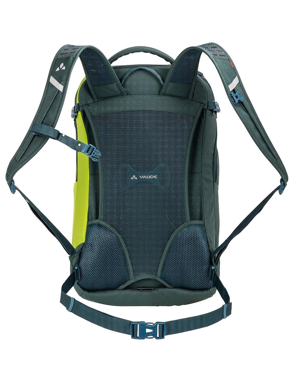 VAUDE Tecoair II Daypack Quartz KG-FOB DEHAM 12931 26L VAUDE Sport GmbH /& Co