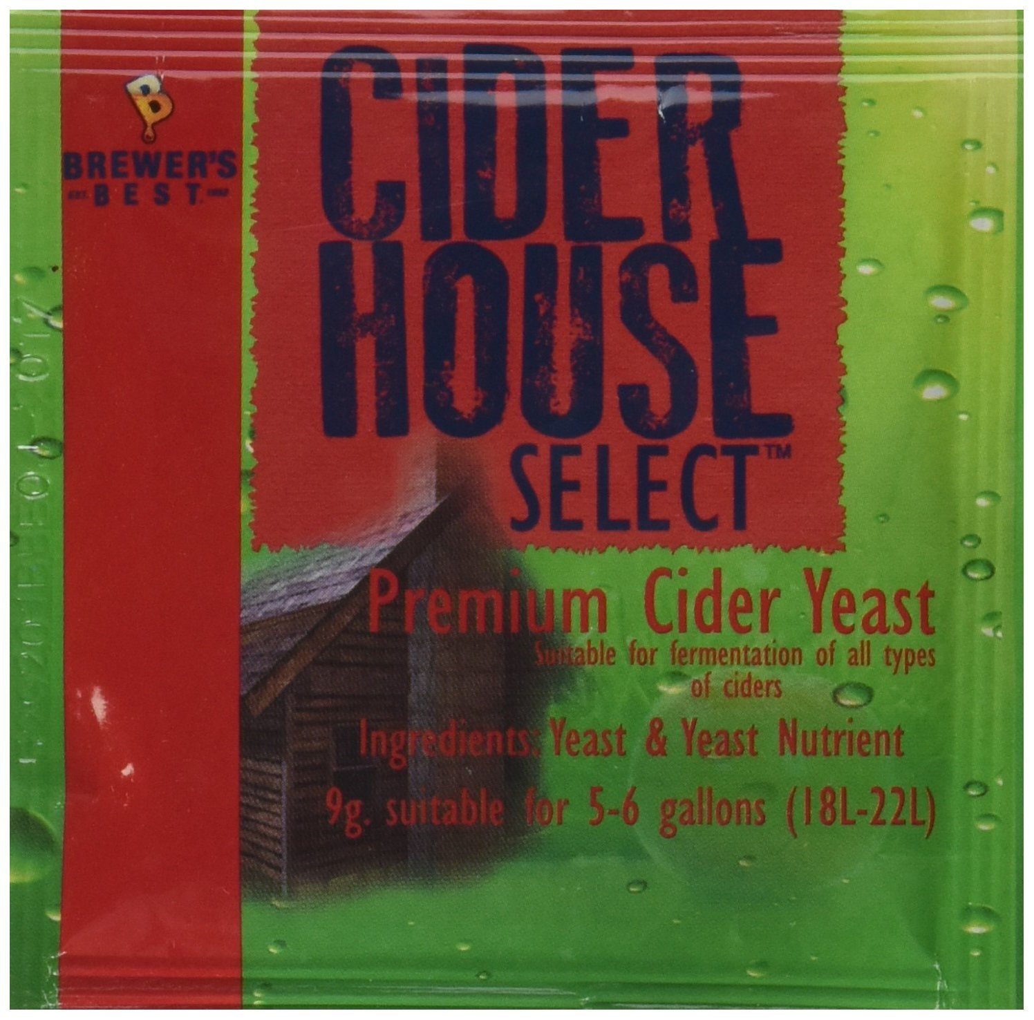 Cider House Select Premium Cider Yeast, 2360