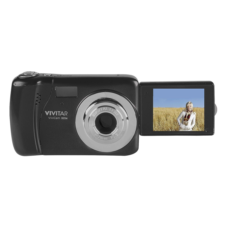 "Amazon Vivitar 20 1 MP Digital Camera with 1 8"" LCD Colors and Style May Vary Point And Shoot Digital Cameras Camera &"