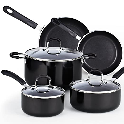 Review Cook N Home 8-Piece