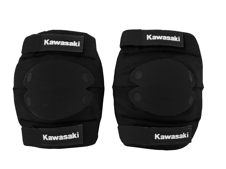 Kawasaki KXPC01 Patinete Eléctrico, Negro, S: Amazon.es ...