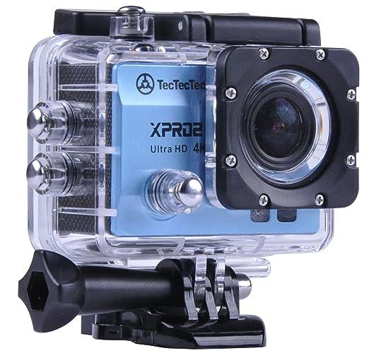 371 opinioni per [NUOVO] TecTecTec XPRO2 Action Camera Ultra HD 4K- WiFi Camera di altissima