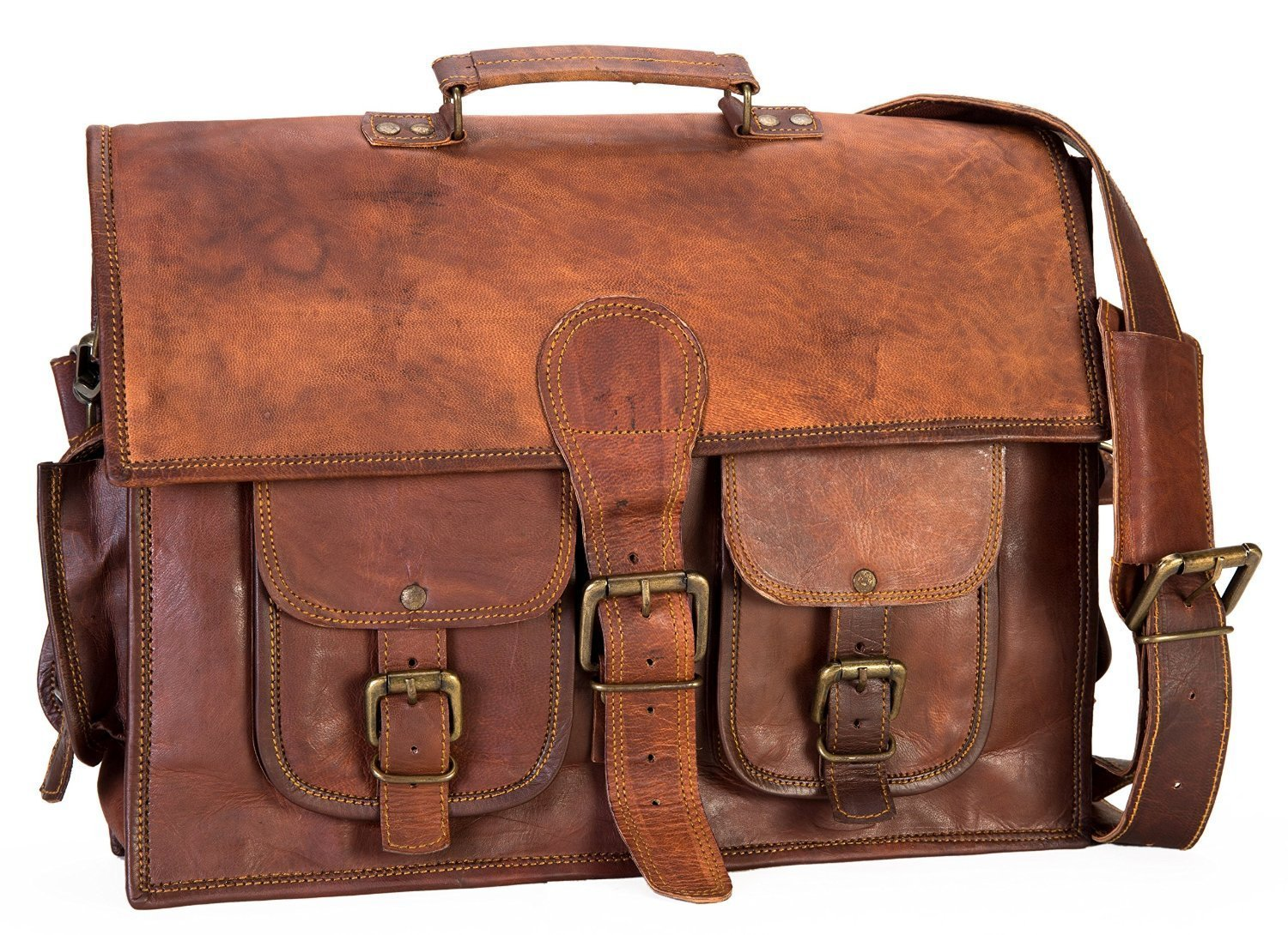 Vintage laptop briefcase the same