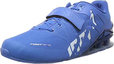 Inov-8 Mens Fastlift 335 - Weightlifting Shoes - Squat Shoes for Heavy Powerlifting