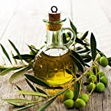 Eurographics deco glass dT21092 dGD-trend refined oil with olive, 30 x 30 cm