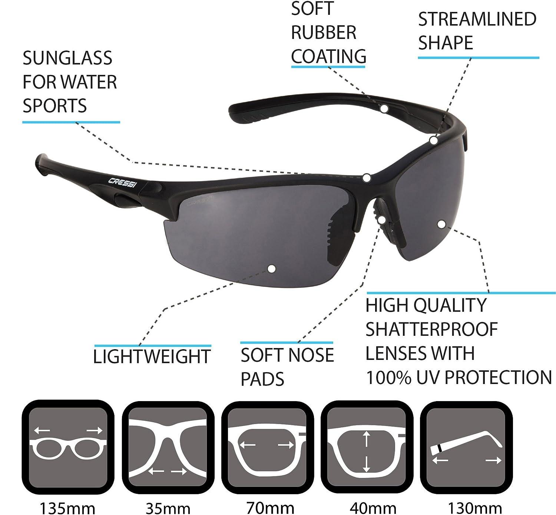 Cressi Oahu Gafas de Sol