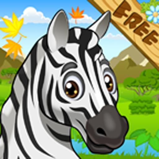 Zebra Run FREE - Addictive Animal Running Game (Dream Car Racing Best Car)