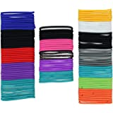 Goody Ouchless 4mm No Metal Hair Elastics - Multiple Colors - 124 Count