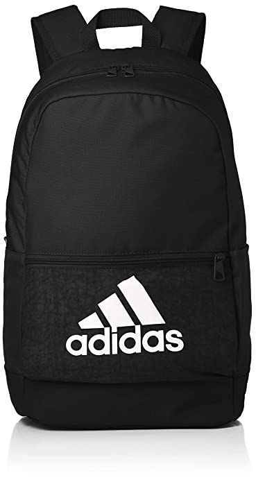 08f1b0222ce9 Adidas Training Casual Daypack, 46 cm, 25 liters, Black/White ...