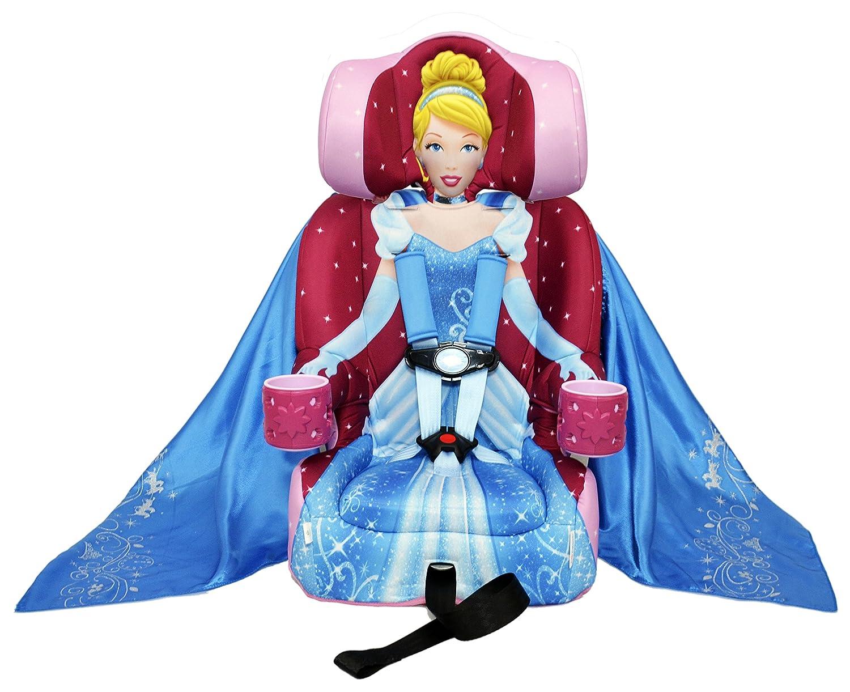 KidsEmbrace Friendship Combination Booster-Cinderella, Pink/Blue 40000CINCAN