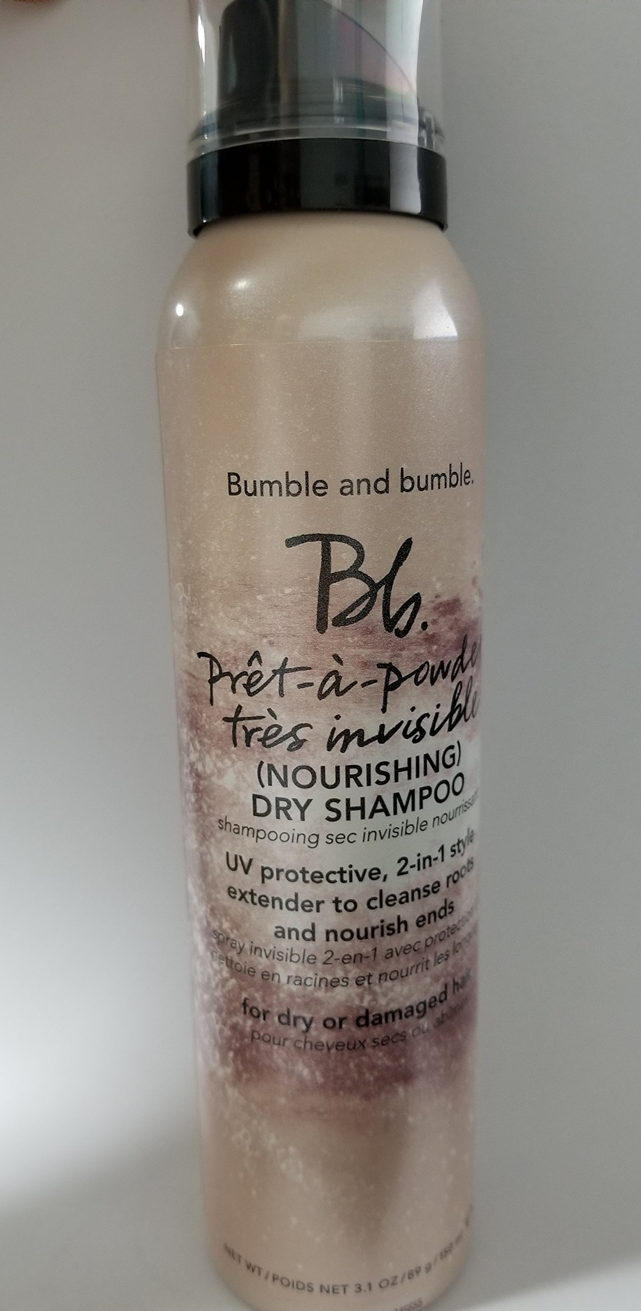 Dry Shampoos by Bumble & bumble Pret-a-powder Tres Invisible Nourishing Dry Shampoo 150g by Bumble and Bumble (Image #1)