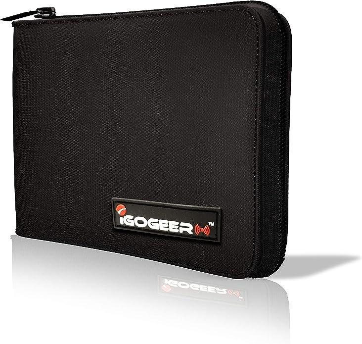 IGOGEER RFID Travel Wallet