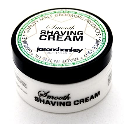 Jason shankey macho Grooming Smoothing Crema para la cara