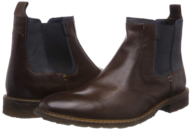 LLOYD Herren (Ebony/Pacific Domingo Chelsea Boots Braun (Ebony/Pacific Herren 2) 413a65