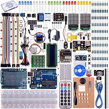 Elegoo Mega 2560 Project The Most Complete Ultimate Starter Kit w// TUTORIAL f...