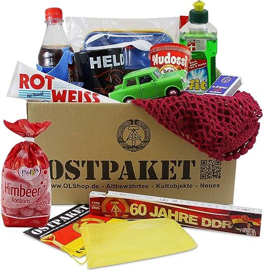 OLShop AG ostpaket Kult Productos grande con 13 típicos Productos ...