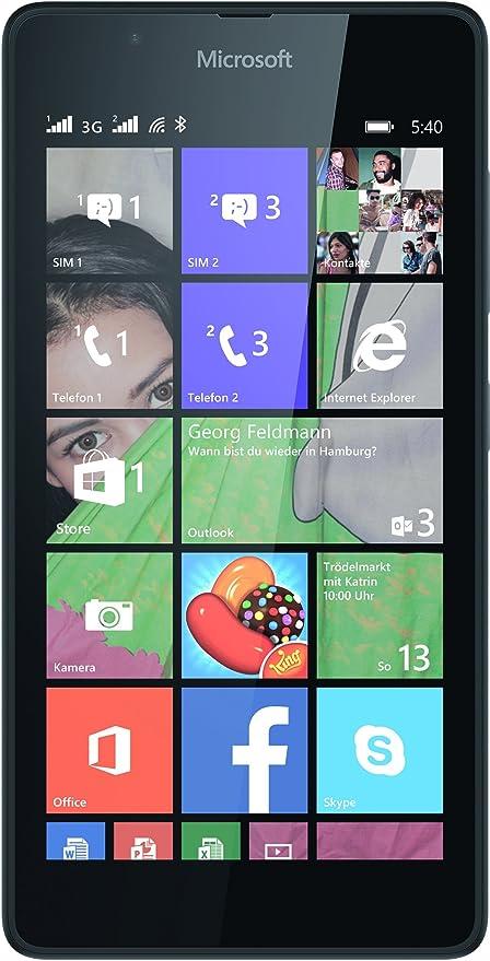Microsoft Lumia 540 Smartphone: Amazon.es: Electrónica