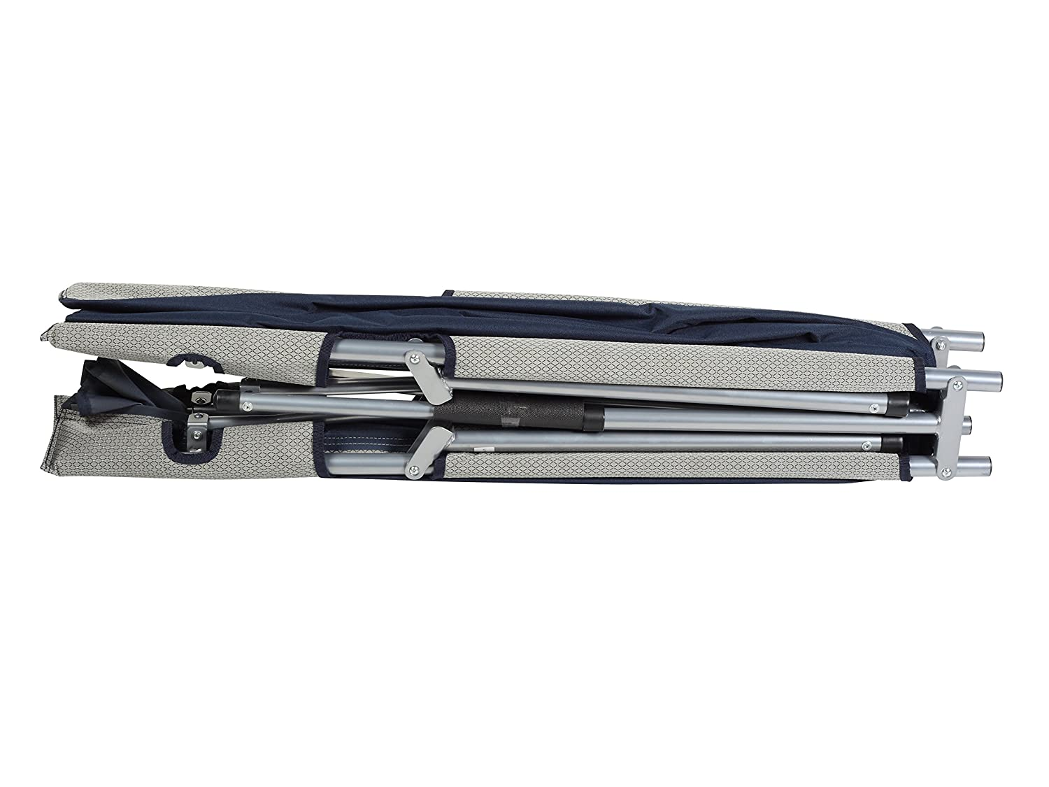 Including storage bag Foldable Campart Travel BE-0641 Field bed