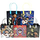 Disney Pixar Coco Party Favor Reusable Goodie Bags Gift