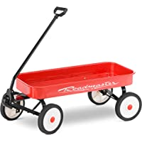 Deals on Roadmaster Kids and Toddler Classic 34-Inch Steel Pull Wagon