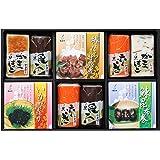 梅かま 富山の特選品ギフト 味つづり 花セット