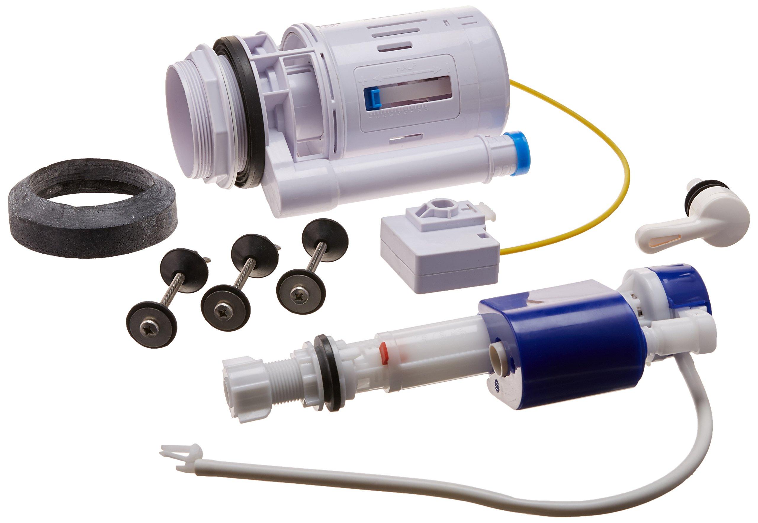 Smarter Flush SF0300A Complete Dual Flush Kit, 3''
