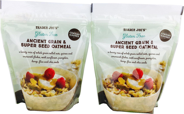 Amazon.com: Trader Joe\'s Gluten Free Ancient Grain & Super Seed ...