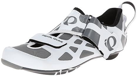Pearl Izumi Tri Fly V Carbon Botas de triatlón Mujer Blanco/Negro ...