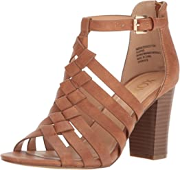 XOXO Womens Baxter Dress Sandal
