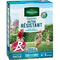 Vilmorin 4462415 Gazon Ultra Résistant, Vert, 3 kg