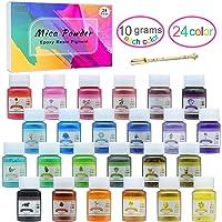 Pigmento de Resina Epoxi - 24 Colores x