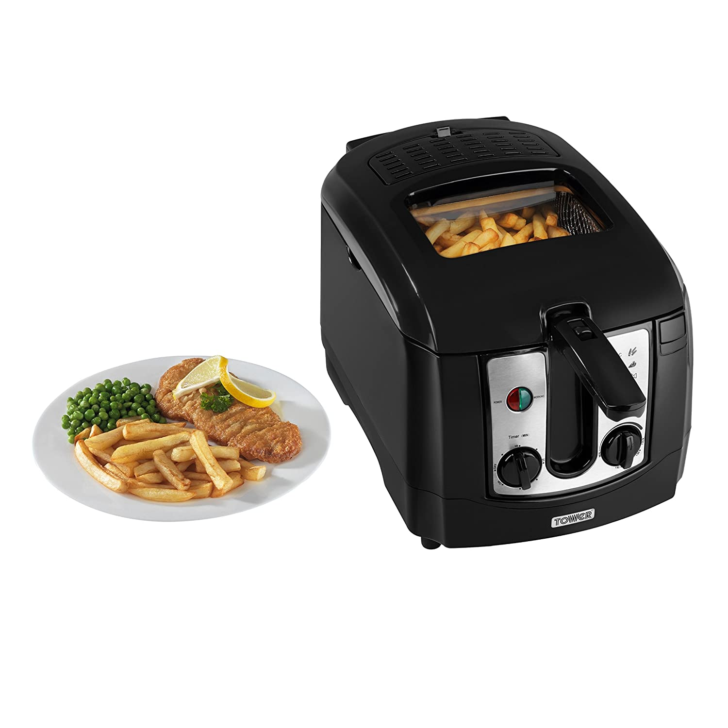 This small deep fat fryer is a very good product.