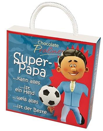 Pralinenschachtel Super Papa Als Kleines Geschenk Fur Manner