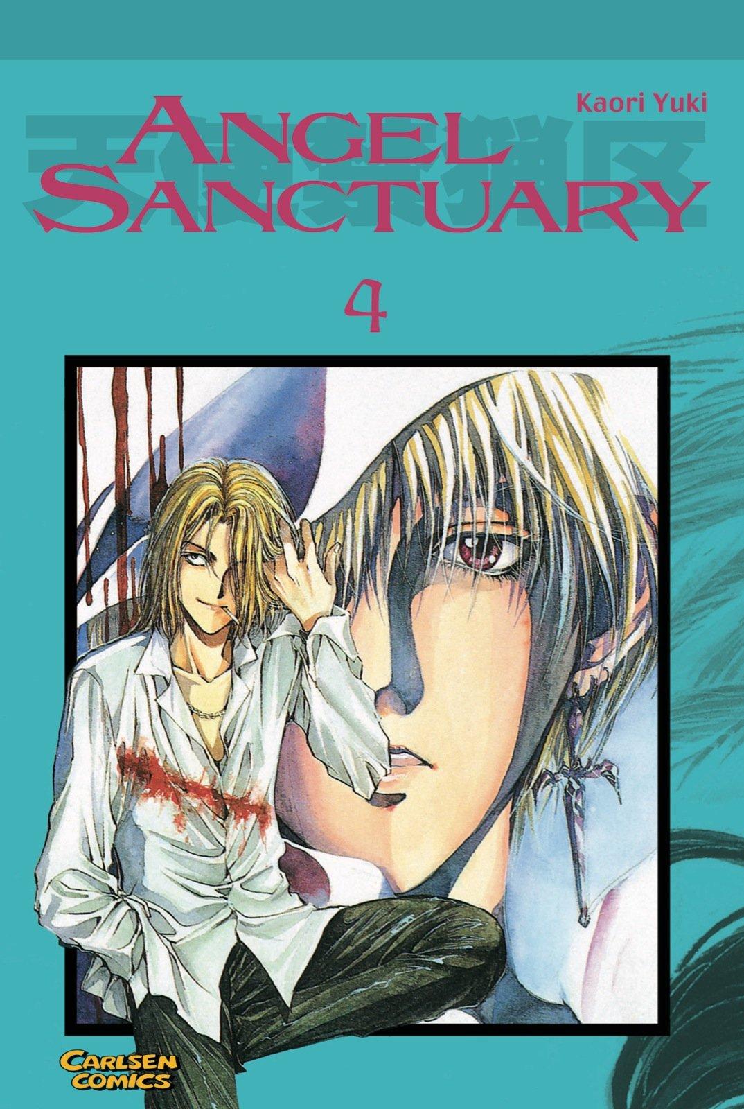 Angel Sanctuary, Bd.4