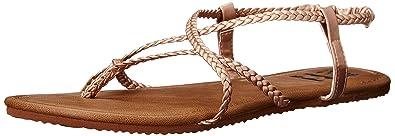 25cc17655 Billabong Women s Crossing Over 2 Flat Sandal