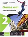 Game on! Student's book-Workbook. Per la Scuola media. Con e-book. Con espansione online: 2