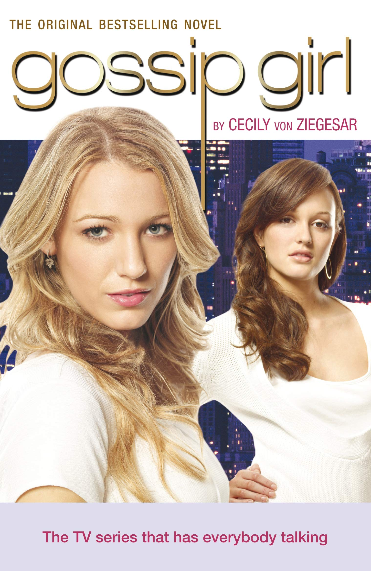Gossip Girl 1 - TV tie-in edition (English Edition)