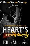 Heart's Insanity: an Angel Fire Rock Romance (Angel Fire Rock Romance Series Book 2)