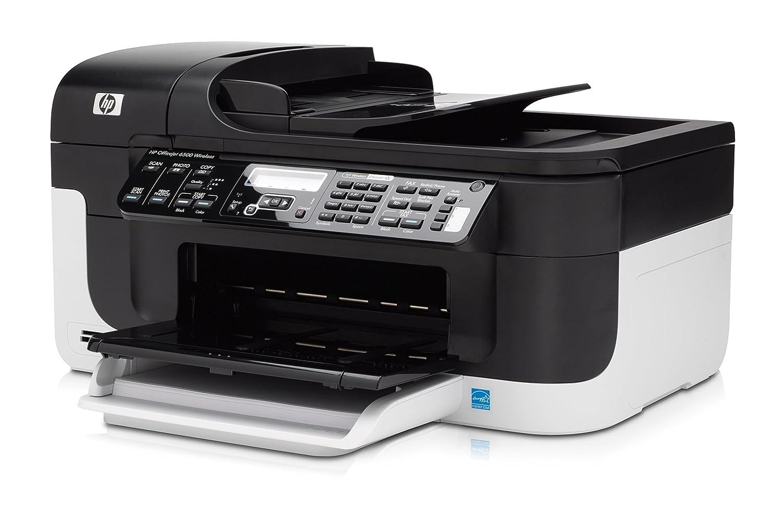 HP OfficeJet 6500 E709n Printer Basic Driver PC