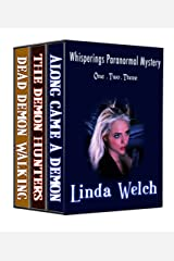 Whisperings Paranormal Mystery, Volumes one, two and three Kindle Edition
