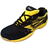 xAQUA Men's PU Sports Badminton Shoes