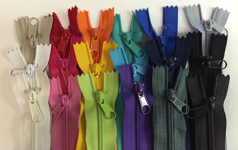 Stas Lot de 20 Crochets Zipper