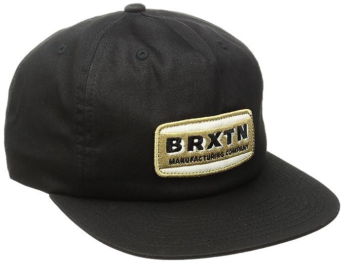 b38cdce61d4 Amazon.com  Brixton Men s Philco Hp Snapback