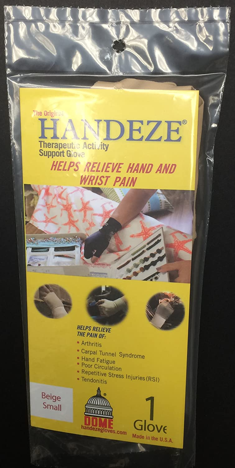 Motorcycle gloves carpal tunnel syndrome - Amazon Com Handeze Therapeutic Support Glove Small 1 Ea Health Personal Care